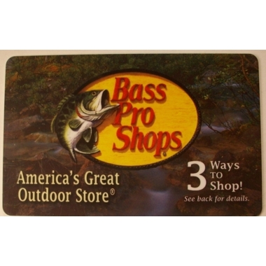 bass pro shop gift card balance bass pro shops 1 36 gift card donated shared progress 809